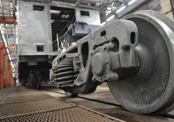 В Кузбассе запустили вторую очередь вагоноремонтного предприятия