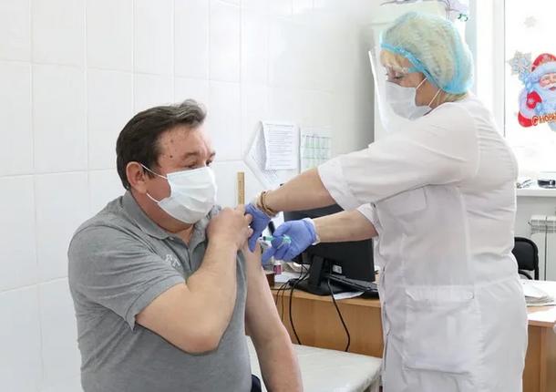 12 000 жителей Новокузнецкой области уже привиты от коронавируса